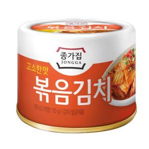 『宗家』ポックンキムチ 炒めキムチ(100g) チョンガ 白菜キムチ 韓国キムチ 韓国おかず 韓国料理 韓国食材 韓国食品 paldo