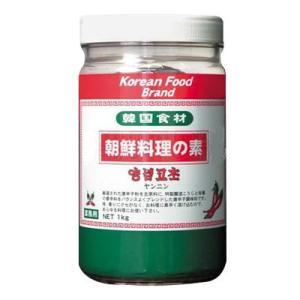 朝鮮料理の素 ヤンニョムコチョ ヤンニョムジャン(1kg) ヤンニョムダデギ 薬味 韓国調味料 韓国料理 韓国食材 paldo