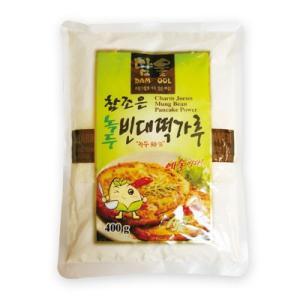 『草野』緑豆チヂミの粉(400g) チヂミ 粉類 韓国料理 韓国食材 韓国食品|paldo