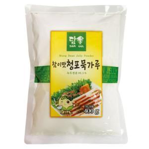 『草野』緑豆粉|チョンポムック 粉(400g)|paldo