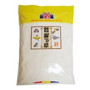 『名品班家』メップサルカル|うるち米の粉(1kg)  粉類 穀物粉 韓国料理|paldo