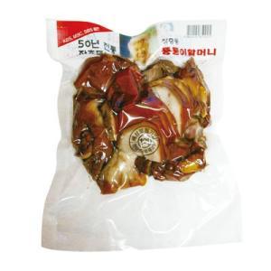 『匠忠洞』味付け豚足・スライス(400g) [豚肉][加工食品]|paldo