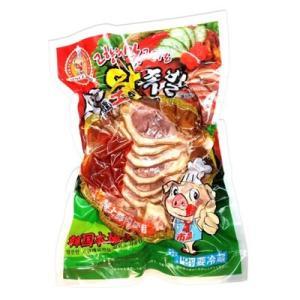 『市場』味付けスライス豚足|スライスチョッパル(750g) [豚肉][加工食品]|paldo