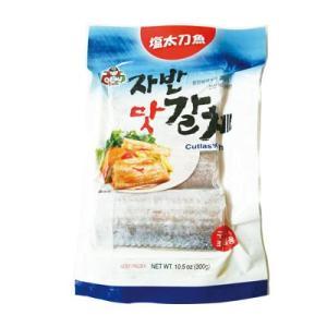 『アッシ』銀太刀魚・塩漬け(300g)■中国産   魚類 焼き魚 煮魚 韓国料理 paldo