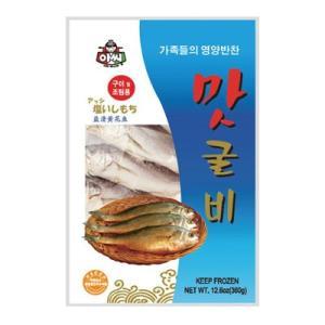 『アッシ』石持(イシモチ) クルビ(360g)■中国産 魚類 焼き魚 煮魚 韓国料理 paldo