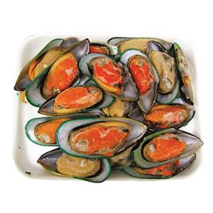 『海産物』冷凍パーナ貝(半皮付きホンハップ1kg) paldo