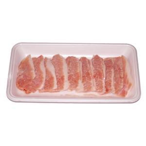 『豚肉類』豚トロ・スライス|5mm(約500g)■チリ産 [豚肉][焼肉][冷凍食材]|paldo