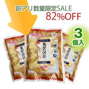 『ヒョソン』盛り合わせ おでん(400g) おムク 加工食品 韓国料理 韓国食材 韓国食品