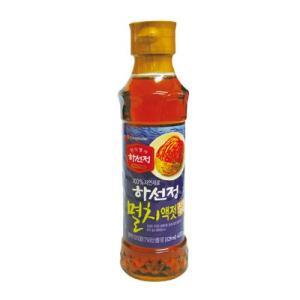 『CJ』ハソンジョン イワシエキス|いわし液状だし(400g)[韓国キムチ][韓国調味料]|paldo
