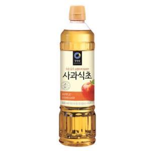 『清浄園』りんご酢|リンゴ酢(900ml) [チョンジョンウォン][韓国調味料][韓国食材][韓国料理][韓国食品]|paldo