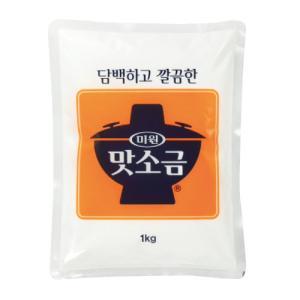 『大象』マッソグム | 味塩(1kg) デサン 韓国調味料 韓国食材|paldo