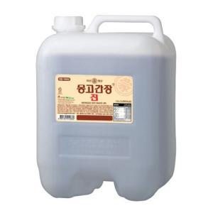 『モンゴル』ジン醤油|ジングッカンジャン(13L) 韓国醤油 韓国調味料 韓国食材|paldo