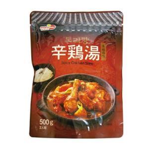 『マニカ―』タットリタン|辛鶏湯(500g)■鶏肉ピリ辛炒め[煮込み][鍋料理][韓国料理][韓国食品]|paldo