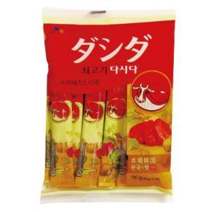 【期間限定SALE】『CJ』牛肉ダシダ スティック(8g×12本)|牛肉味だしの素 韓国調味料 韓国料理 韓国食材|paldo
