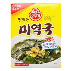 『オトギ』わかめスープ(18g=9g×2個) ダイエット食品 韓国スープ 韓国料理 韓国食品|paldo
