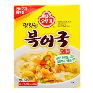『オトギ』ブゴク|干しタラスープ(34g=17g×2個) 韓国スープ 韓国料理 韓国食品|paldo