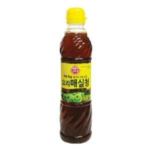 『オットギ 』料理 梅実清|メシルチョン(660g/500ml) 韓国調味料 韓国料理 韓国食材 韓国食品