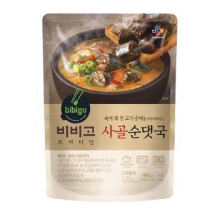 『CJ』bibigo韓飯豆腐キムチチゲ(460g) ビビゴ レトルト 韓国スープ 韓国鍋 韓国料理 チゲ鍋 韓国食品|paldo