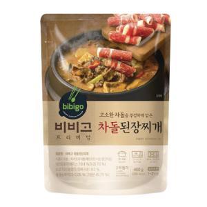 『CJ』bibigo韓飯テンジャンチゲ|味噌チゲ(460g) ビビゴ レトルト 韓国スープ 韓国鍋 韓国料理 チゲ鍋 韓国食品|paldo