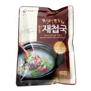 『ハドン』チェチョックッ|しじみスープ(570g・辛さ0)冷凍 | オルニチン しじみ汁 さっぱり すっきり 二日酔い 韓国食品|paldo|02