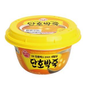 【期間限定SALE】『東遠|ドンウォン』ヤンバン かぼちゃお粥|スプーン付(285g) おかゆ レトルトお粥 朝食 1食おきかえ 即席食品 韓国食品|paldo
