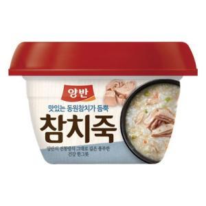 『東遠|ドンウォン』ヤンバン ツナお粥|スプーン付(287.5g) ドンウォン おかゆ レトルトお粥 韓国レトルト|paldo