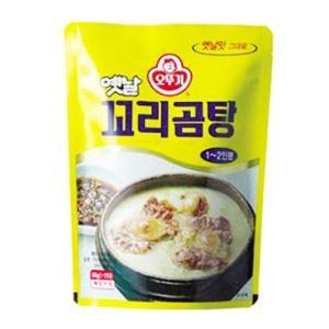 『オトギ』牛テールスープ|コリコムタン(500g・辛さ0)  オットギ 韓国レトルト 韓国スープ|paldo