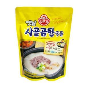 『オトギ』牛骨スープ|サゴルコムタン(500g・辛さ0) オットギ 韓国レトルト 韓国スープ|paldo