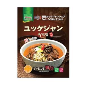 『故郷』ユッケジャン(500g・辛さ2) レトルト 韓国スープ 韓国鍋|paldo