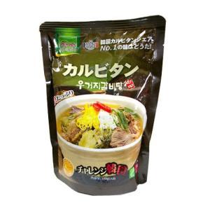 『故郷』ウゴジ カルビスープ(500g・辛さ0) レトルト 韓国スープ 韓国鍋 韓国料理 チゲ鍋 韓国食品|paldo