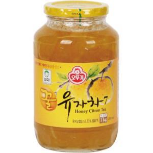 『オトギ』蜂蜜ゆず茶|柚子茶(1kg) 韓国お茶 伝統お茶 健康茶 韓国飲料 韓国ドリンク|paldo