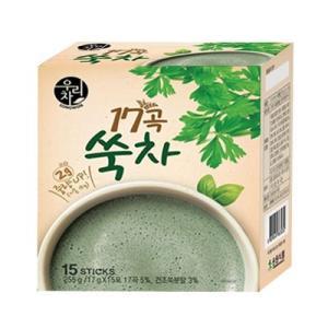 『ソンウォン』17穀よもぎ茶(17g×15包・粉末スティック) ヨモギ茶 健康茶 韓国茶 韓国飲料 ...