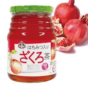 『アッシ』蜂蜜ザクロ茶 はちみつざくろ(550g) 韓国お茶 健康茶 韓国飲料 韓国ドリンク 韓国食品 paldo