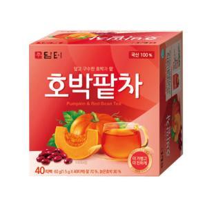 『自然トゥレ』無農薬 あずき茶 (2g×15包)ティーパック状■韓国産 小豆茶 ダイエット茶 韓国お茶 韓国食材 韓国食品 paldo