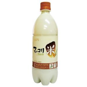 『麹醇堂』米マッコリ(750ml)|リキュール(発酵酒) お酒 発酵酒 伝統酒 韓国お酒|paldo