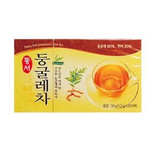 『東西』アマドコロ茶 ドングレ茶(1.2g×25包・ティーバッグ) ドンソ トングレ茶 ドゥングレ茶 健康茶 穀物茶 ダイエット茶 韓国茶 韓国飲料 paldo