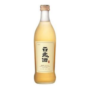 『麹醇堂』百歳酒(375ml) 焼酎 ハーブ酒 伝統酒 韓国お酒|paldo