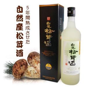 『ソルレウォン』自然松茸酒(720ml)[松茸酒][伝統酒][韓国お酒]|paldo