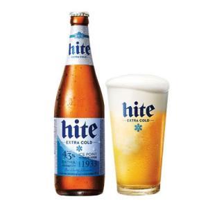 『眞露』ハイト|瓶ビール(330ml) ジンロ JINRO 韓国ビール 韓国お酒 韓国酒|paldo