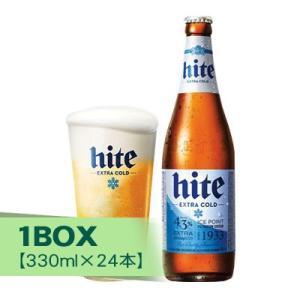 『眞露』ハイト|瓶ビール(1BOX=330ml×24本) ジンロJINRO 韓国ビール 韓国お酒 韓国酒|paldo