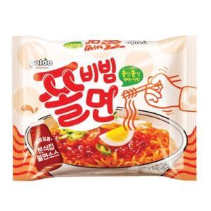 【期間限定SALE】『Paldo』チョルビビン麺(130g・甘辛口) 韓国ラーメン インスタントラーメン|paldo