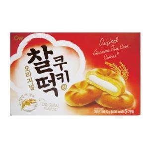 『CW』チャルトク クッキー|餅クッキー(20g×5個入) クッキー 韓国お菓子 韓国食品