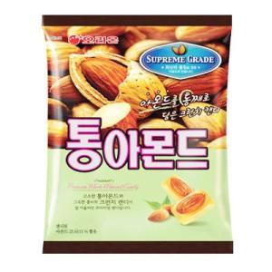 『オリオン』丸ごとアーモンド飴|アーモンド丸ごと入り飴(90g)|paldo
