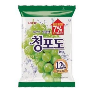 『ロッテ』マスカットキャンディー|フルーツキャンディ(153g) アメ 飴 あめ 韓国お菓子 韓国食品|paldo
