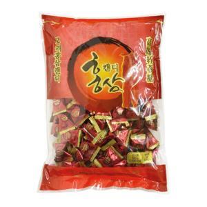 『韓国キャンディー』紅参飴|紅参キャンディー(650g・業務用) キャンディー 韓国お菓子|paldo