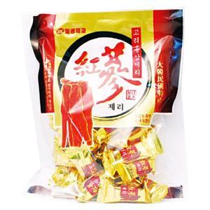 『イルグァン製菓』紅参ゼリー(320g) 韓国ゼリー 韓国お菓子|paldo