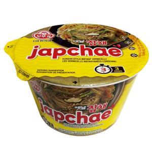 『オットギ』即席チャプチェ カップ(82.5g・1人前) チャプチェ 韓国家庭料理 おかず おつまみ...