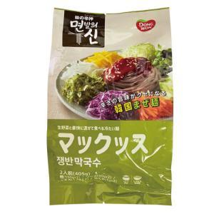 K-FOODフェア2021麺類『ドンウォン』マックッス(405g・2人前) 東遠 チェンバンマックッ...