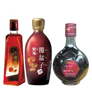 【ギフトセット】果実酒3種セット(石榴酒、宝海トックリ酒、名家園トックリ酒) 韓国お酒 韓国酒|paldo|02
