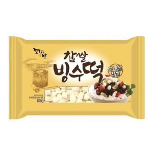 【期間限定SALE】『ファガバン』カキ氷用餅・韓国産|パッビンス用餅(300g) お餅 トッピング デザート 韓国食材|paldo